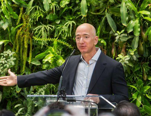 Descubriendo a Jeff Bezos