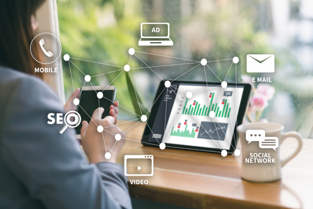 Marketing digital con Future Retail